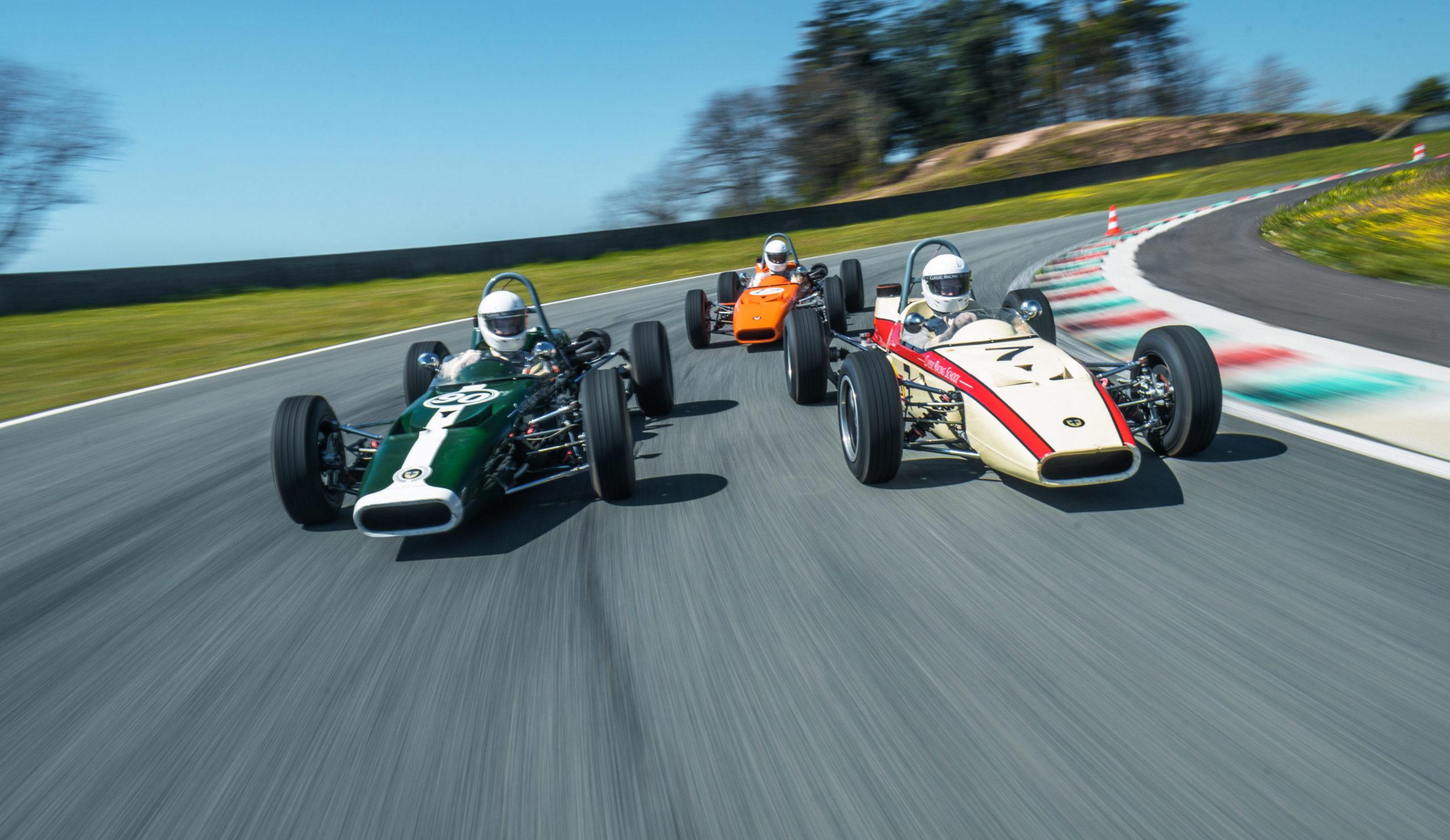 Stage de pilotage Classic Racing School